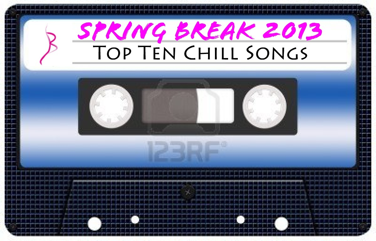 Spring Break 2013  –  Chill Music Playlist