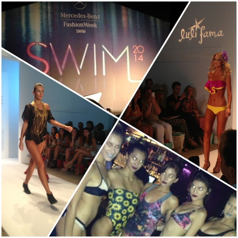 Mercedes Benz Fashion Swim Week – Salon Allure – Cabana ~ Miami Swim Week