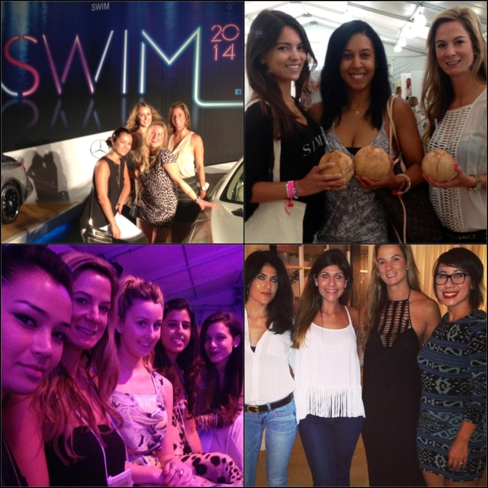 My Week in Miami for Mercedes Benz Fashion Week Swim ~ In A Nutshell