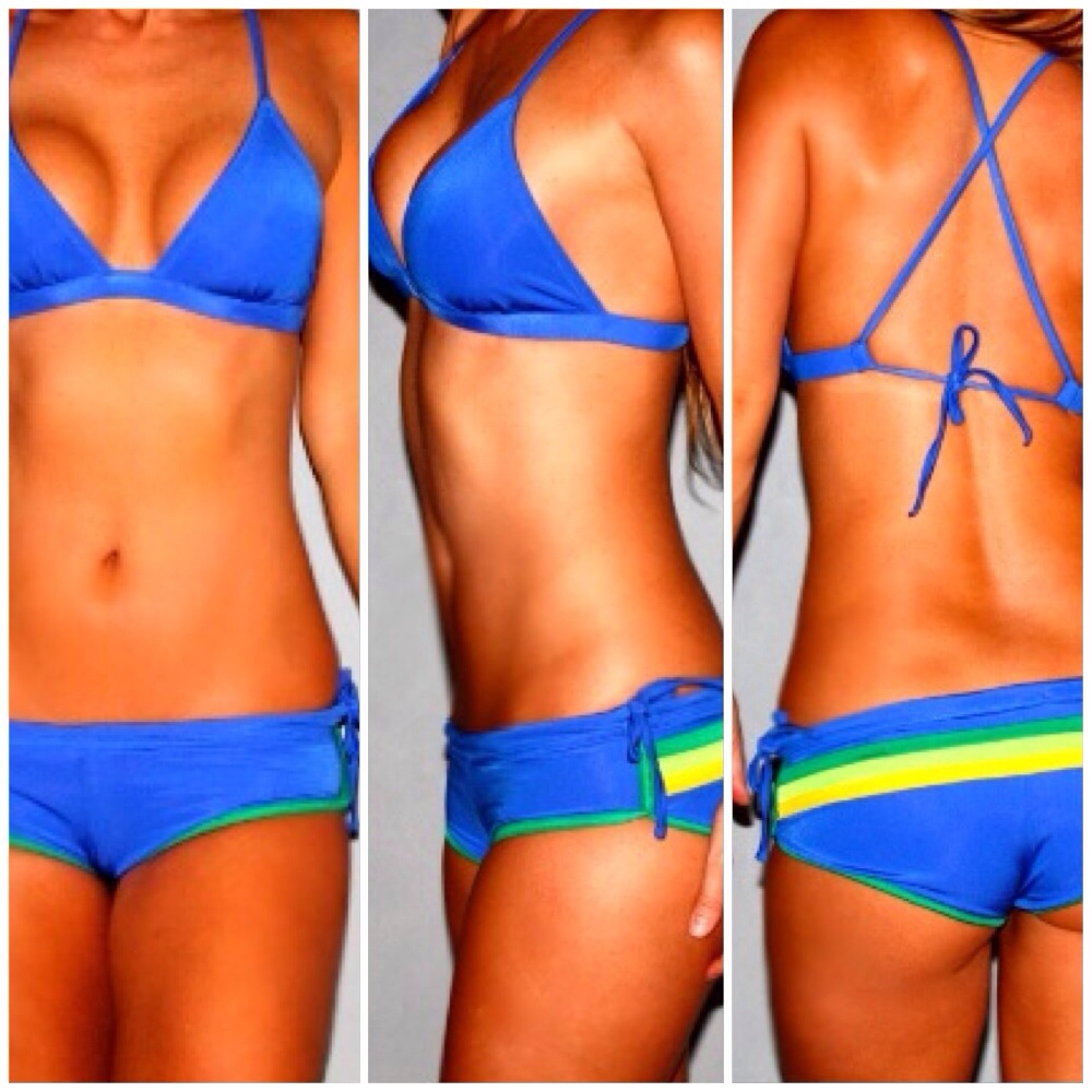 Mi-Ola Surf Bikinis ~ The Perfect Fit For The Perfect Wave