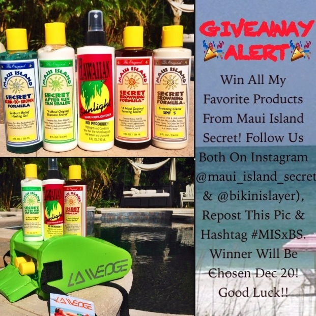 Giveaway Alert – Grab My Fave Browning Formula Now!!!