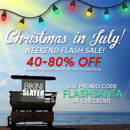 Happy Christmas In July Images.Happy Christmas Merry Bikinis It S A Christmas In July